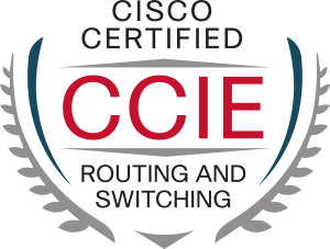 CCIE RS Badge